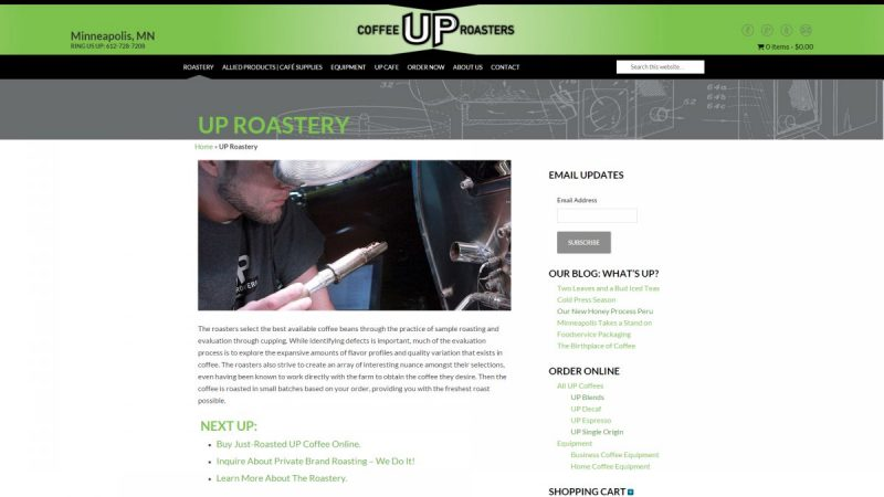 upcoffeeroasters.com