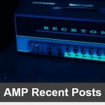 AMP Recent Posts