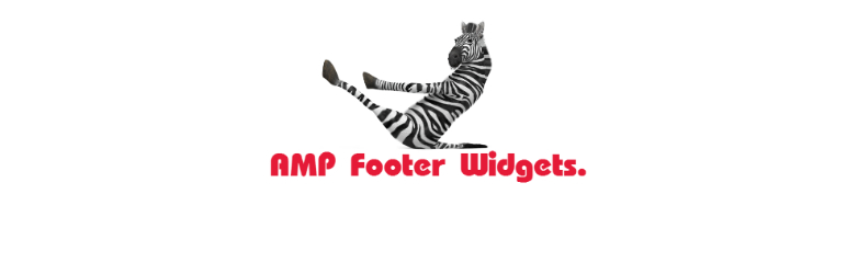 AMP Footer Widgets